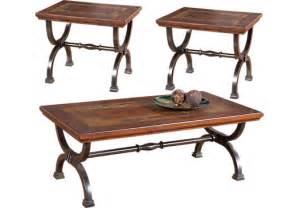 livingroom table sets brown 3 pc table set table sets wood