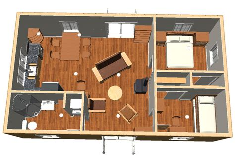 20 X 30 Home Design : Small House Layout Plans 20 X 30