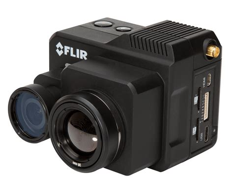 FLIR's New Drone Camera Offers Both Thermal and 4K Video ...