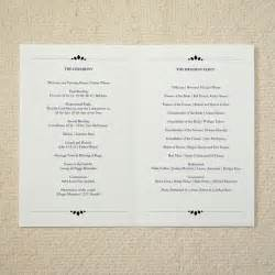 wedding ceremony order 34 best images about order of service on wedding ceremony programs wedding order of