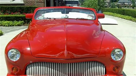 50 Mercury Convertible For Sale