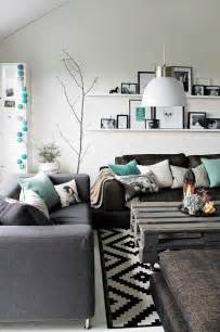 teal livingroom teal black white and grey livingroom house decorators collection