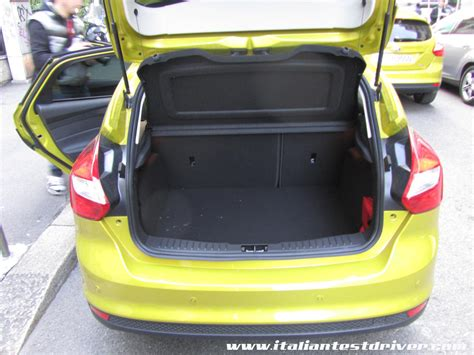 test drive ford focus econetic  porte  wagon