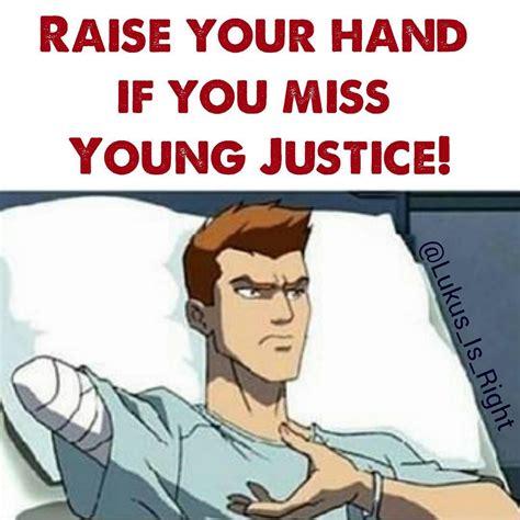 Young Justice Members - Comic Vine