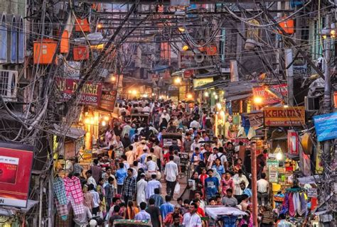 Chandni Chowk Delhi - India, Chandni Chowk