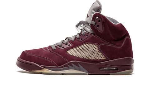 air 3 retro ls silver sport light graphite air 5 ls burgundy 314259 602 sneaker bar detroit Fresh