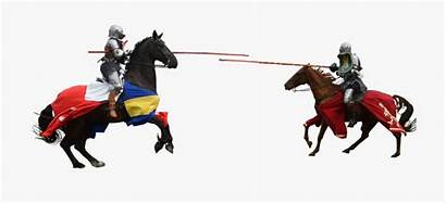 Jousting Medieval Knights Knight Armor Horse Horses