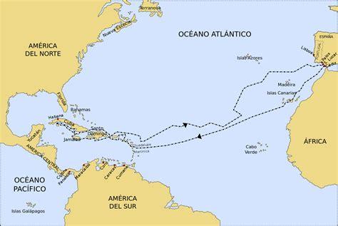 Cuantos Eran Los Barcos De Cristobal Colon by Historia Marco Te 211 Rico