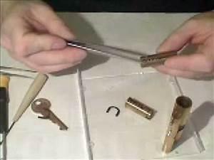 Montáž bezpečnostní vložky
