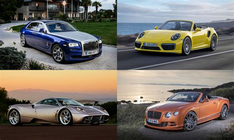Most Expensive New Cars In America » Autonxt