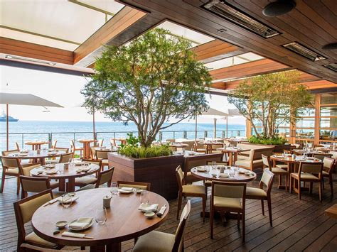 outdoor dining restaurants  los angeles spring