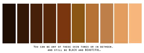Shade Of For Skin Tone by Black Studies 101 October 2013