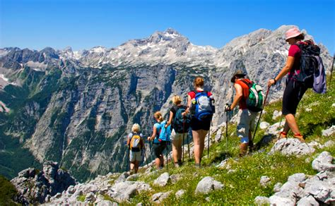 europe travel hiking tour for in slovenia julian alps