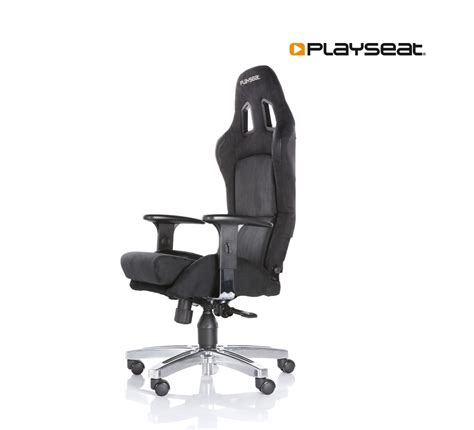 Playseat Office Chair Black by Playseat 174 Office Chair Alcantara Playseatstore For