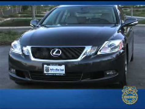 2007 Lexus Gs Review Kelley Blue Book Youtube