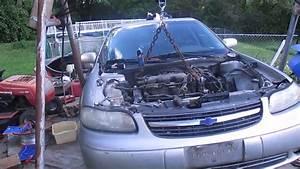 Chevy Malibu Engine And Transmission Swap Part 1