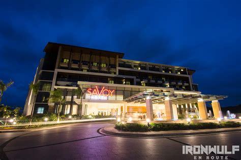 savoy hotel facade   evening ironwulf en route
