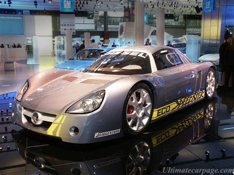 Opel Eco Speedster by Opel Eco Speedster Ultimatecarpage Images