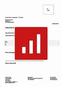 Lieferschein Muster Kostenlos Download : lieferschein vorlagen schweiz gratis bei pebe smart ~ Themetempest.com Abrechnung