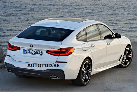 Bmw 6 Series Gt Picture by New Bmw 6 Series Gt Official Photos Now 50 Prettier
