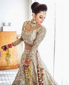 Top 10 Bridal Lehenga Trends Every Bride Of 2018 Needs To Swear By