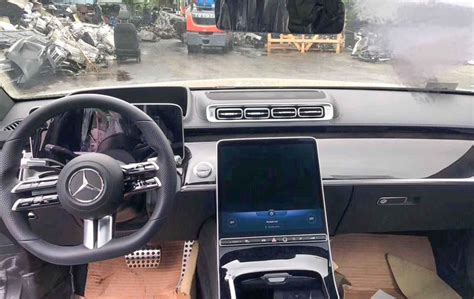 Additional details and images regarding the interior will be released by mercedes on august 12 when. 2021 Mercedes-Benz S-Class Pics Leaked Ahead Of Debut