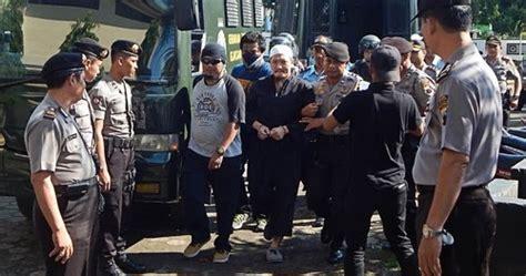 Indonesia Drug Lord Not Freddy Budiman Gave
