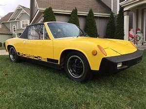 Porsche Nice : 1975 porsche 914 nice original car ~ Gottalentnigeria.com Avis de Voitures