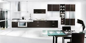 modern black and white kitchen design interior design ideas With kitchen design in black and white