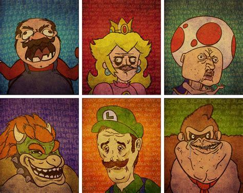 Memes Super Mario