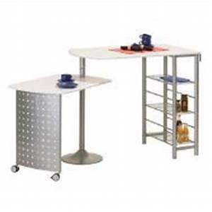 Table Basse Auchan : table de bar discount ~ Teatrodelosmanantiales.com Idées de Décoration