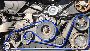 Car Parts Basics  The Serpentine Belt