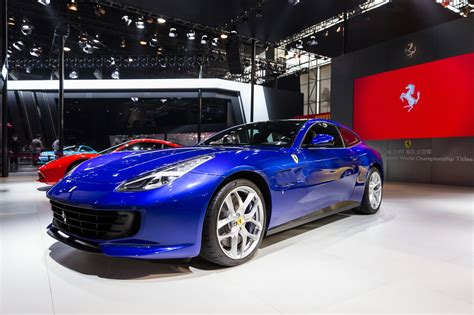 Gtc4lusso Photo by Gtc4lusso T Debuts In China At Auto Guangzhou
