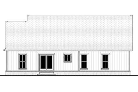 House Plan 51997 Traditional Style with 1398 Sq Ft 3