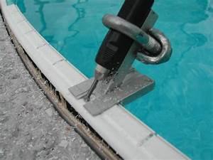 preparation pour la pose des margelles ma piscine With pose de margelle de piscine