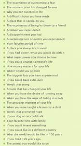 Pictures: 100 Interesting Questions For Conversation ...