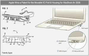Apple Wins Patents For Ipad Dock  Macbook Air  U0026 Multi