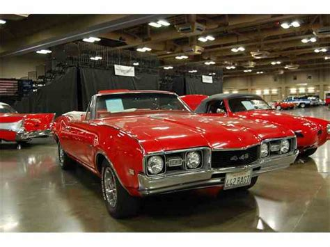1968 Oldsmobile 442 For Sale On Classiccars.com