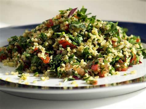 cuisine libanaise recette le taboulé libanais la véritable recette