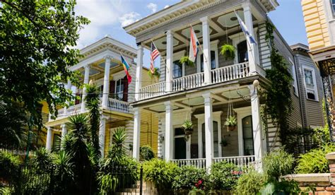 orleans architectural styles
