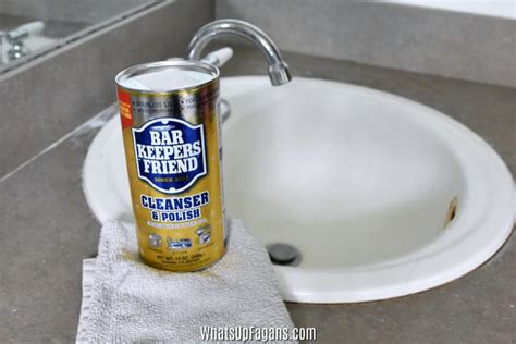 how to remove rust stains from sink how to remove rust stains on your porcelain sink