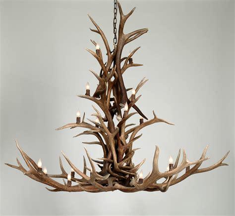 antler chandeliers canada