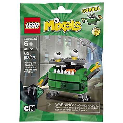 lego mixels 41572 gobbol building kit 62