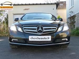 Entretien Mercedes : troc echange mercedes e 220 cdi cabriolet executive bva avec entretien exclusif mercedes 75000 ~ Gottalentnigeria.com Avis de Voitures