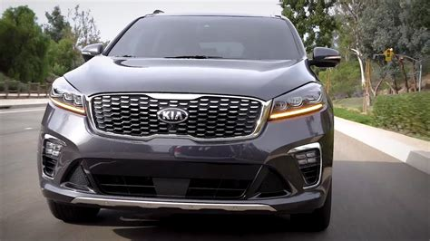 2019 Kia Sorento Redesign, Release Date, Interior, Changes