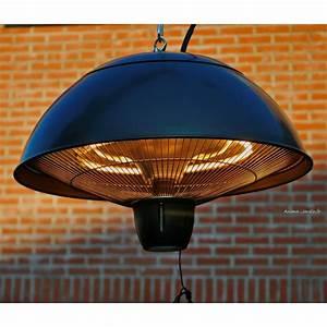 Lampe Exterieur Pour Terrasse : chauffage pour terrasse astro ext rieur lampe chauffante suspendue ~ Teatrodelosmanantiales.com Idées de Décoration