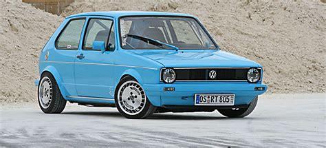 der etwas andere golf plus vw golf 1 im german race style einser gti auf tuning di 228 t gesetzt