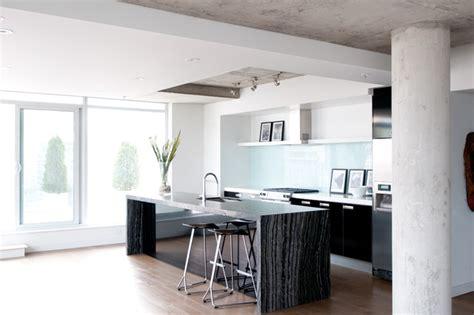 King West Condo Residence  Modern  Kitchen  Toronto