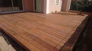 Bois Exotique Pour Terrasse : parquet pour terrasse ~ Dailycaller-alerts.com Idées de Décoration