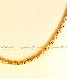 CGLM08 - Gold Plated Jewely Traditional Wheat Chain Men's ...
